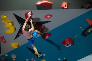 Bouldering course for English speakers