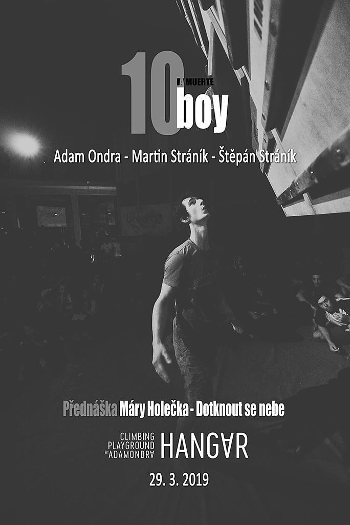 A MUERTE 10 boy